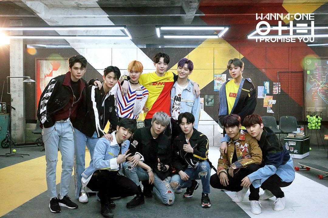 而話題性二位,是出演JTBC《認識的哥哥》的Wanna One全體,果然是最近話題性最高的男團,Wanna One不管出演什麼綜藝節目都能造成話題阿XD