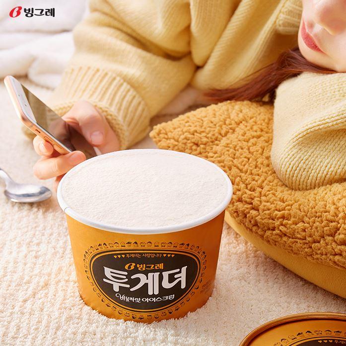 #5 Binggrae Together 販賣量:551億韓元