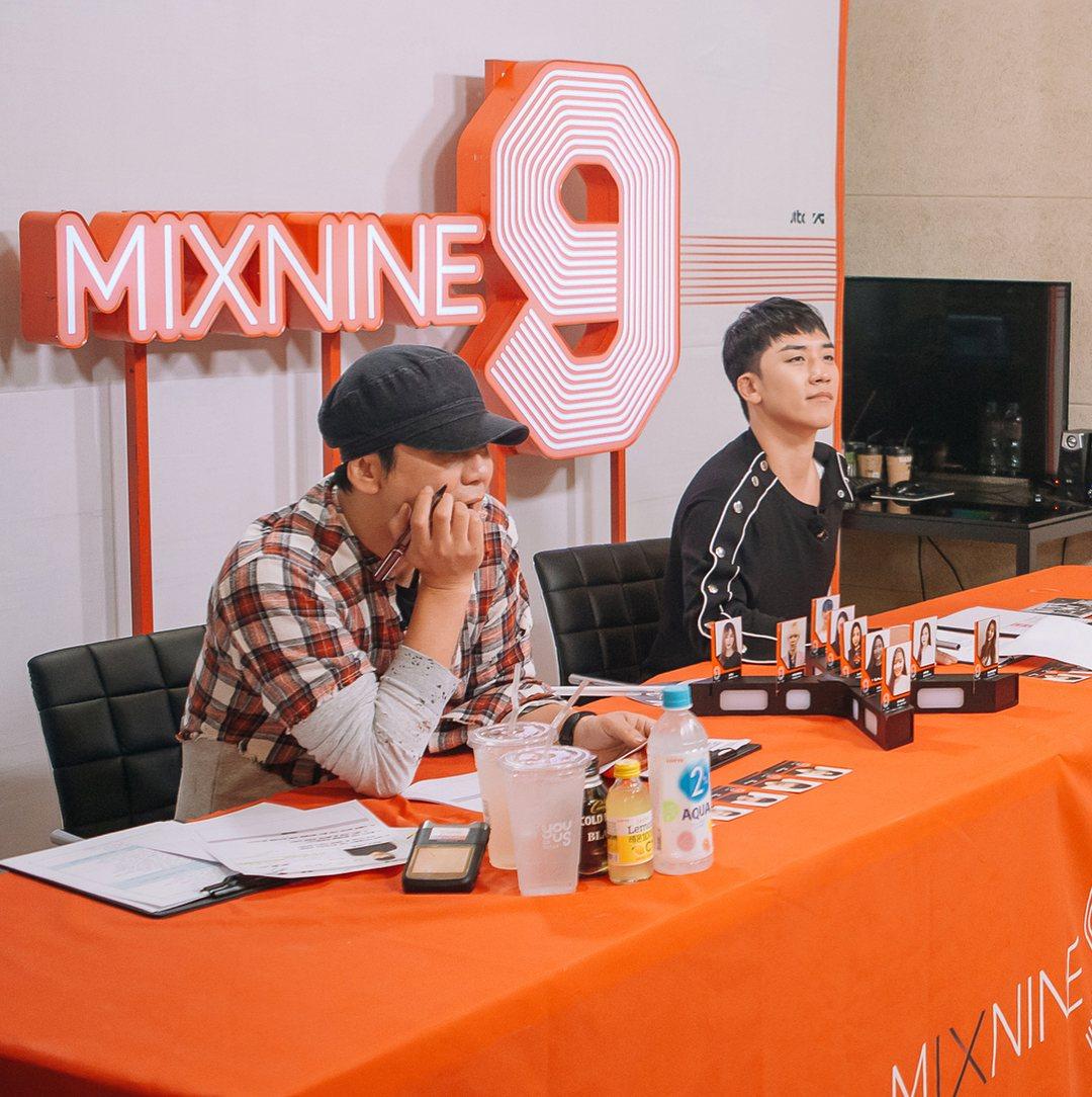 而除了近期很熱門的《PRODUCE101》之外,YG大家長老楊親自推動的《MIX NINE》也是大家關注的焦點...