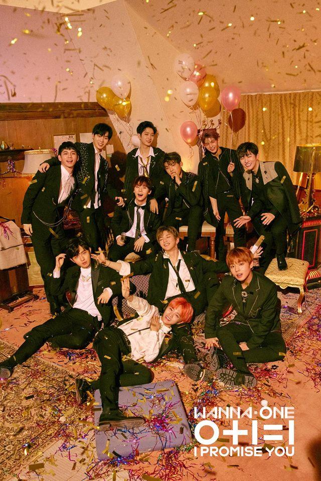 TOP1 Wanna One