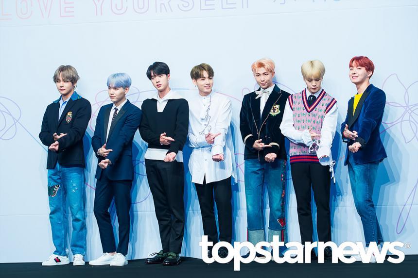 TOP2 BTS