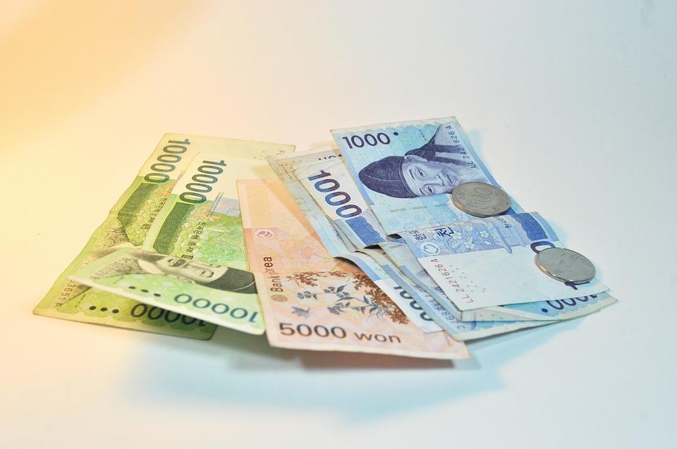 在韓國生活的朋友們,使用現金的次數應該越來越少吧?
