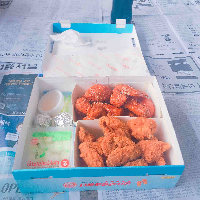 #9月9日 九九日 (구구데이) 為了促雞肉的消費而設有的九九日!!