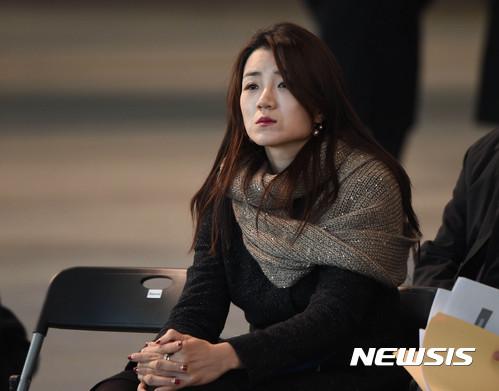 大韓航空為韓進集團的成員之一,旗下的全資子公司包括真航空。這次的主角是真航空旅客營銷部的專務趙顯旼,由於在會議期間向員工撥水而造成話題,她正是趙顯娥的妹妹。