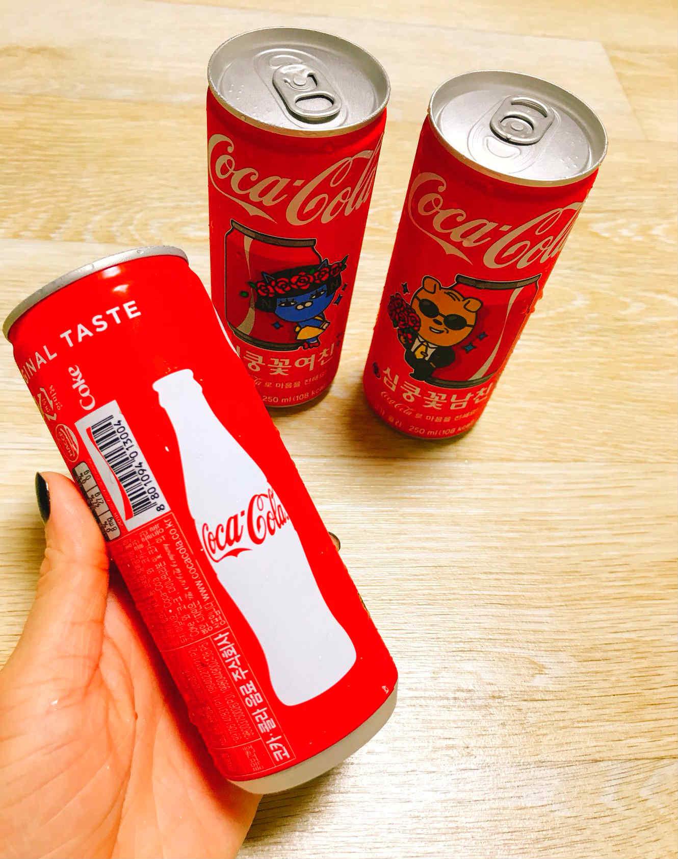 還在等什麼?喜歡這款特別版可樂的朋友,快來蒐集啊!