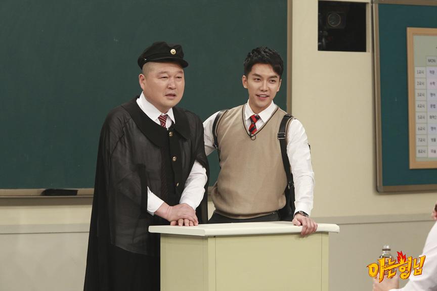 ✿TOP6 JTBC 《認識的哥哥》: 2.8%