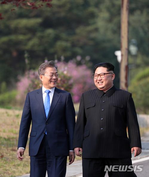 在南韓對外宣佈後的一天,北韓就行動表示將會更改時間,展現了履行承諾的意志!!