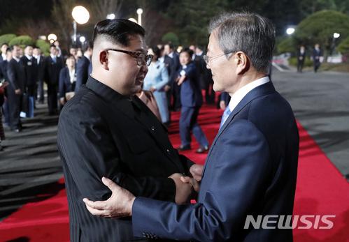 上星期舉行南北韓高層會議後簽署的《板門店宣言》讓韓國人都表示見證了歷史!!