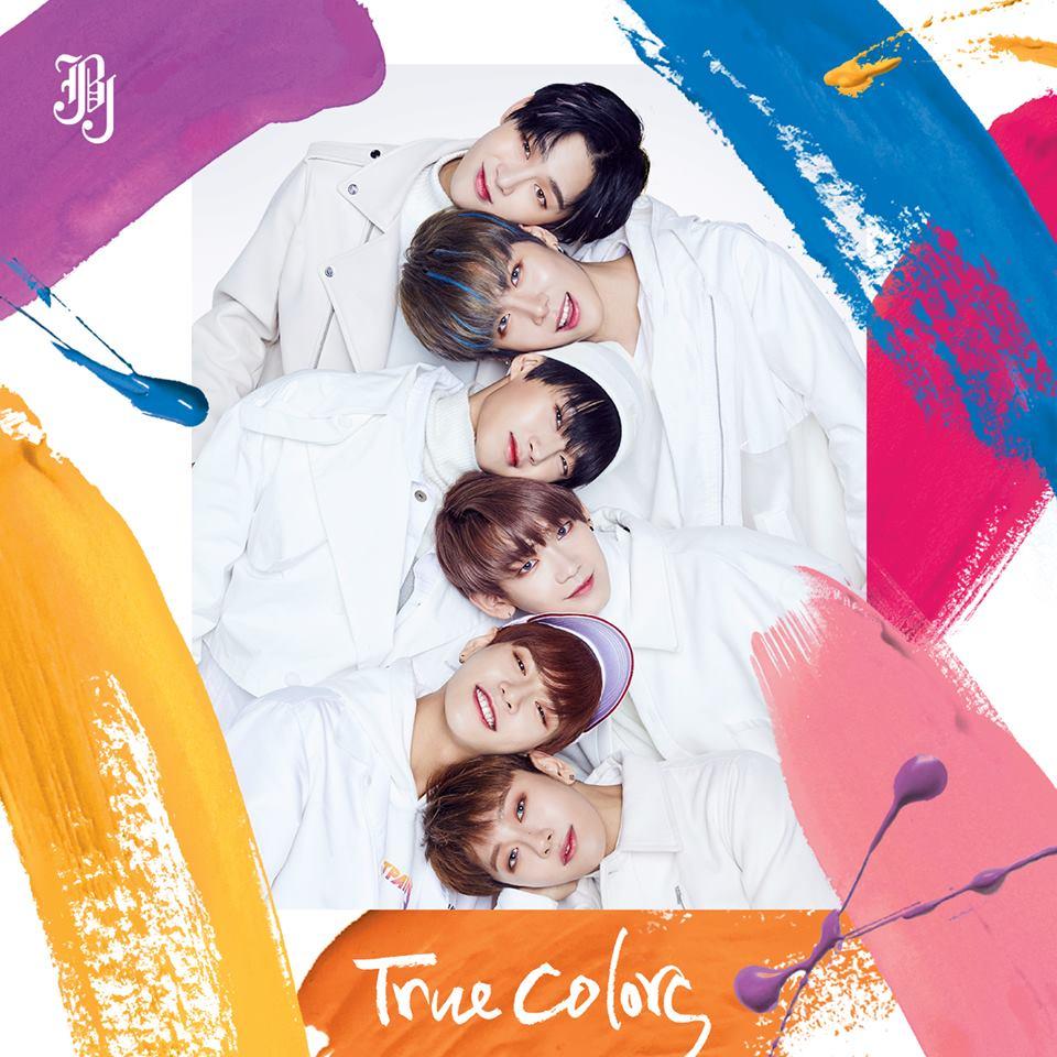 2018年1月17日發行他們的第二張迷你專輯,主打歌為<My Flower>,並於首爾廣津區YES24 LIVE HALL舉行迷你2輯「TRUE COLORS」媒體SHOW CASE。通過這張專輯,JBJ再次證明了自己的高人氣,出道的第101日,即2018年1月26日,於KBS音樂節目《MUSIC BANK》取得第一個一位!