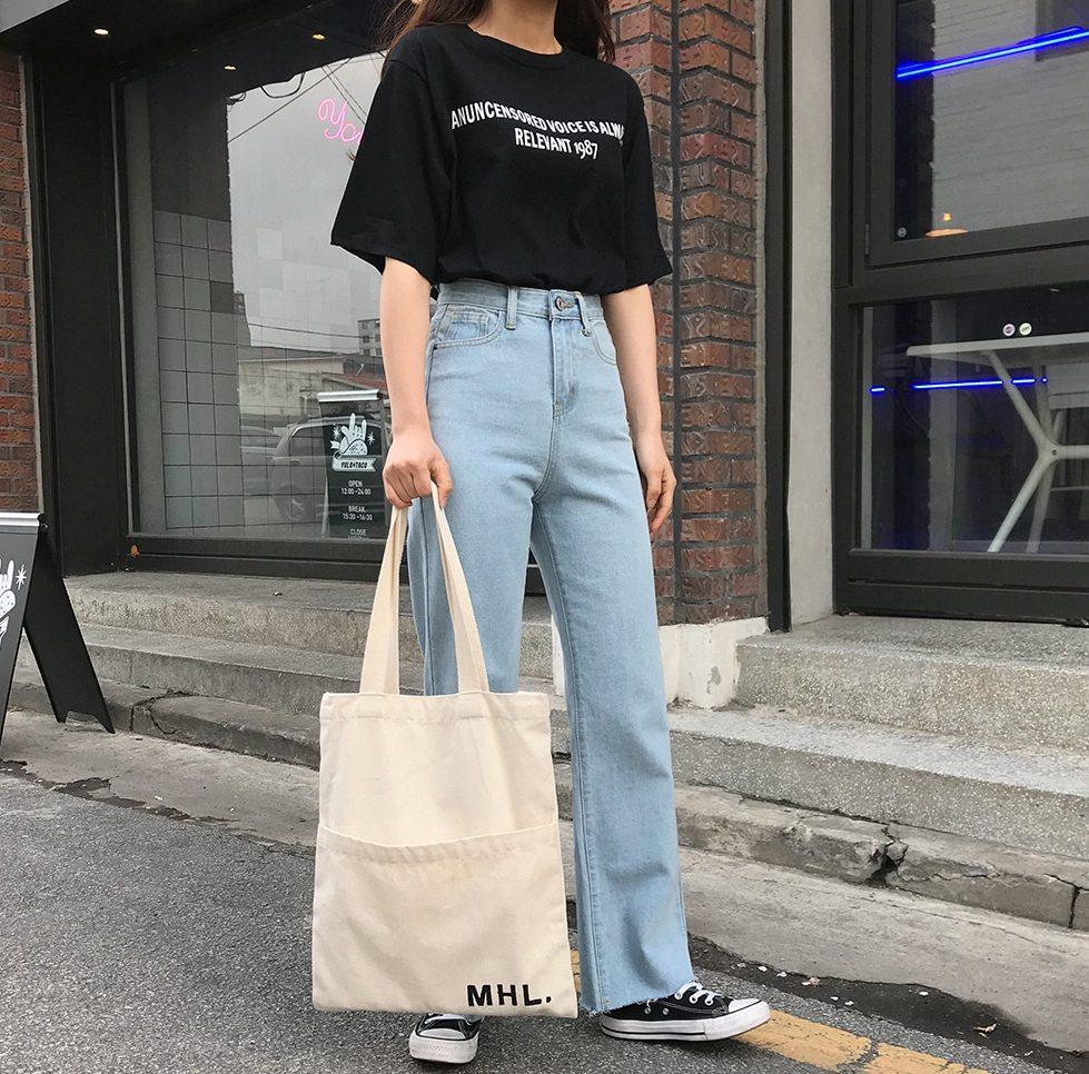 隨便搭個T恤跟帆布鞋,還是可以穿出長腿感,這件摩登少女真心推薦啊!