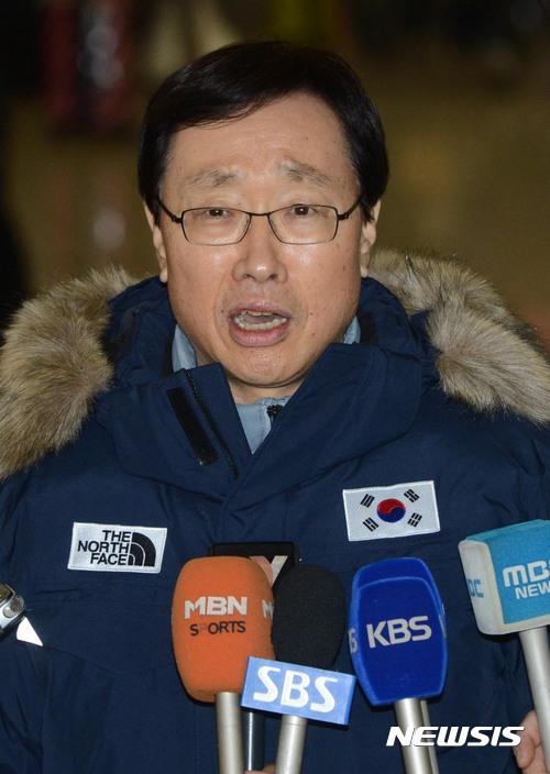 大韓冰上競技聯盟的會長在「盧善英選手事件」後,表示當時是失手,承諾不會再有同樣問題發生,並會制定計劃。