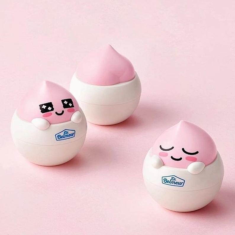 最後就是THE FACE SHOP的醫美系列(肌本博士),這次也推出了素顏霜、舒緩凝膠霜!肌本博士一向主打無添加的成分,連問題肌、敏弱肌都可以安心使用,在韓國評價超級高!這次推出可愛的APEACH聯名款女孩們別錯過了啊~
