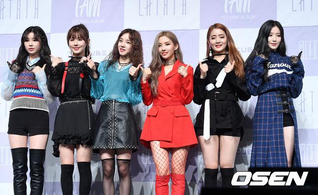 # (G)I-DLE - 5月2日 繼CLC後CUBE再次推出新人女團(G)I-DLE,成員們也帶著迷你一輯《I AM》正式進入韓國樂壇,主打歌《LATATA》更是由隊長全素妍所作詞作曲,可以說是來勢洶洶啊!