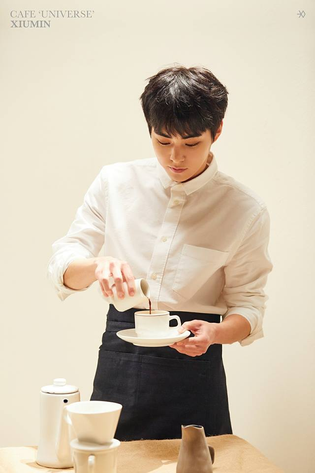 第二名 : EXO - Xiumin