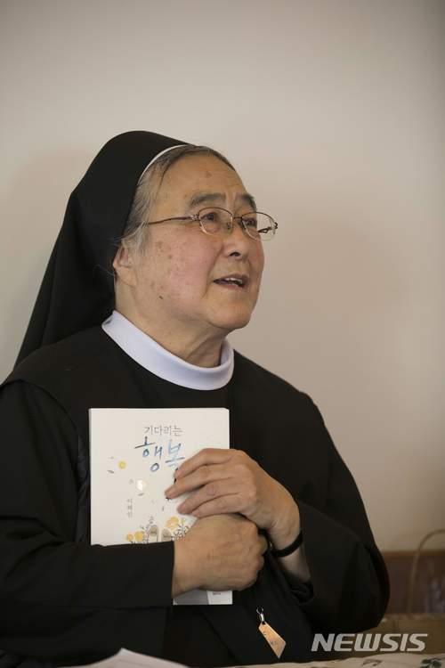 #2 修女 平均年薪:1,262萬韓元