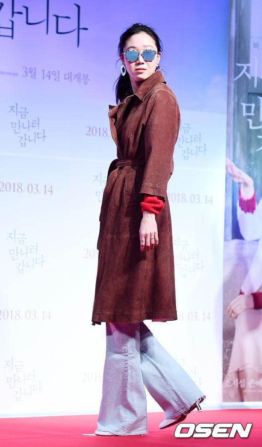 #孔曉振 曉振姊姊穿什麼都有一種時尚感阿!