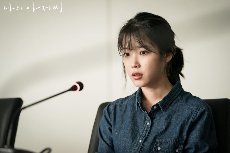 ✿TOP2  tvN 《 我的大叔 》 話題佔有率:9.77% ※以擁有相同沉重的生活負擔40歲男人與20歲女人出發,講述他們互相觀察並治癒對方的故事。