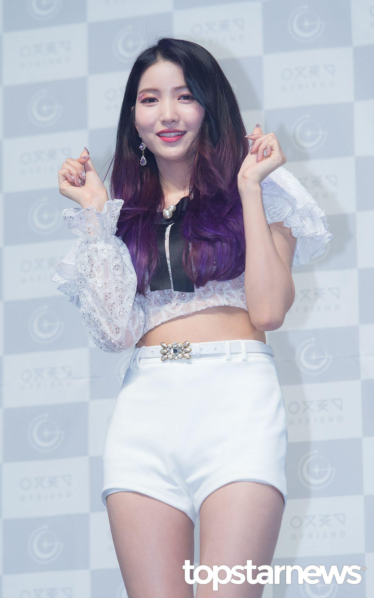 #GFRIEND - Sowon 1995年12月7日 真忙內 - Umji 1998年8月19日