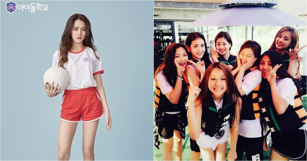 同樣離開JYP娛樂的還有Natty,過去以個人練習生身份參加選秀節目《偶像學校》時,Natty再次出現在螢光幕時的模樣也讓人大吃一驚,粉絲也紛紛大讚Natty變漂亮了許多~