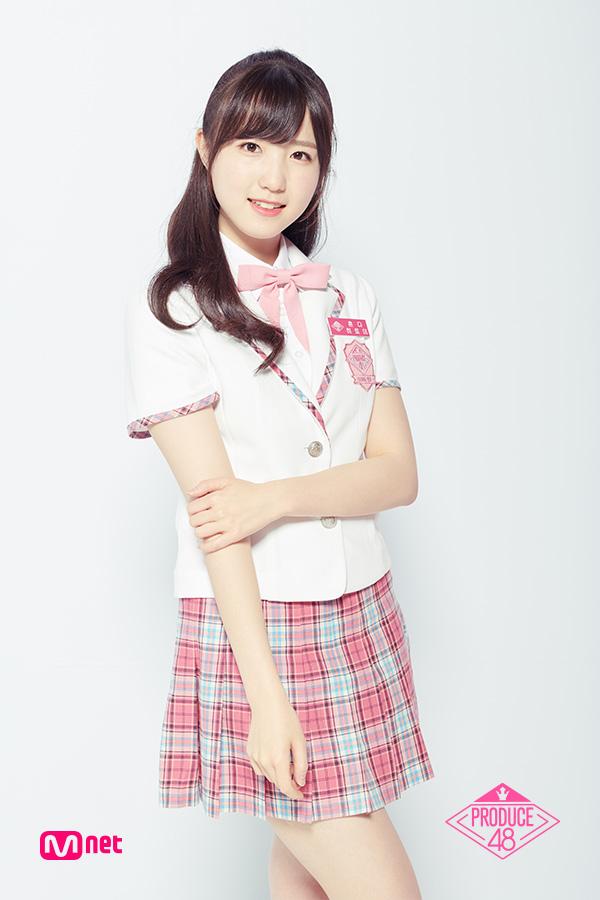 10.本田仁美 Honda Hitomi 出生 : 2001年 身高 : 158.1cm 所屬經紀公司 : AKB48 Team 8,AKB48 Team B