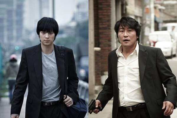 #1 義兄弟 (2010) 北韓:長得好看,打架厲害 南韓:大叔