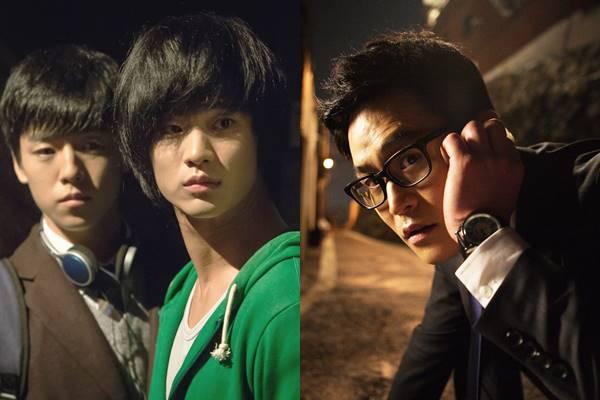 #2 偉大的隱藏者 (2013) 北韓:長得好看,打架厲害 南韓:大叔