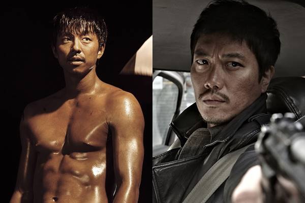 #5 諜影殺機 (2013) 北韓:長得好看,打架厲害 南韓:大叔