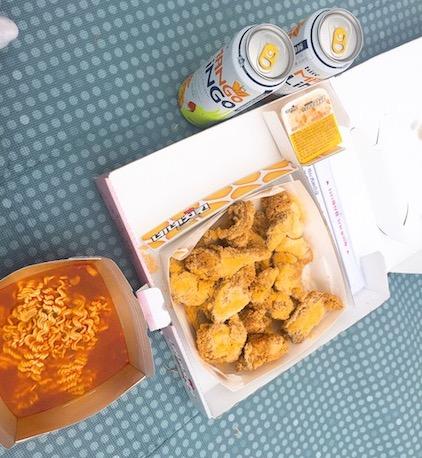 個漢江公園都給人不同的感受呢!下次來到韓國時不妨找一個喜歡的漢江公園搭配著炸雞和啤酒留下美好的回憶~