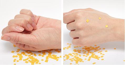 上完防曬皮膚還是一樣清爽~沒有任何黏膩不舒服的感覺。