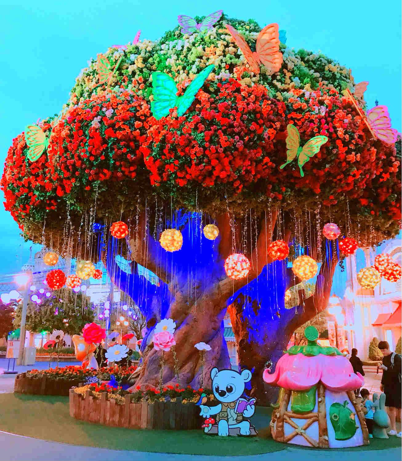 近期要來韓國遊玩的人,不妨前往愛寶,來一趟夢幻的鬱金香之旅吧!