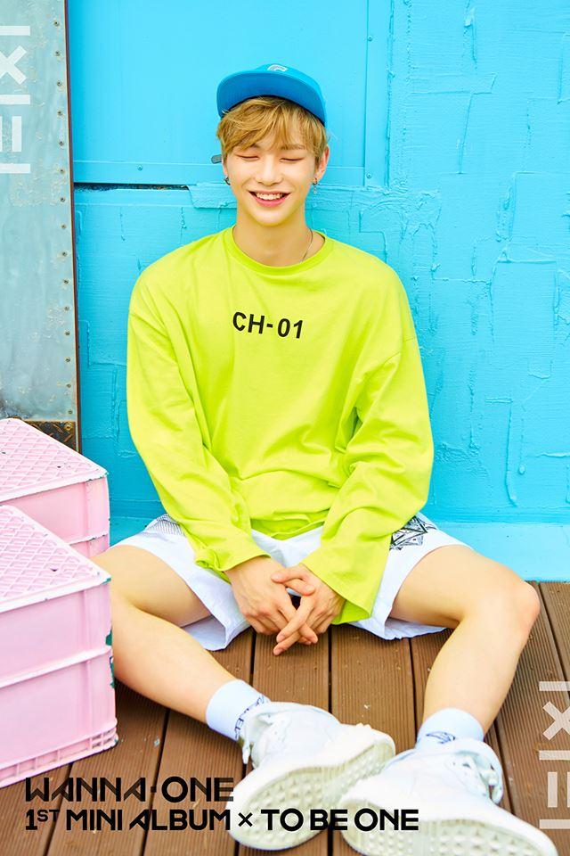 TOP 1 Wanna One - 姜丹尼爾
