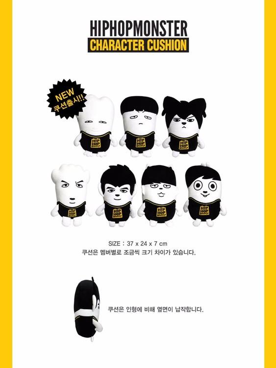 這次促銷的商品包括直到現在仍很受到歡迎的BTS醜娃抱枕! 原價:999元