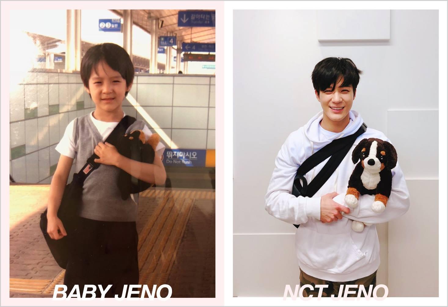 TOP 4 NCT - Jeno