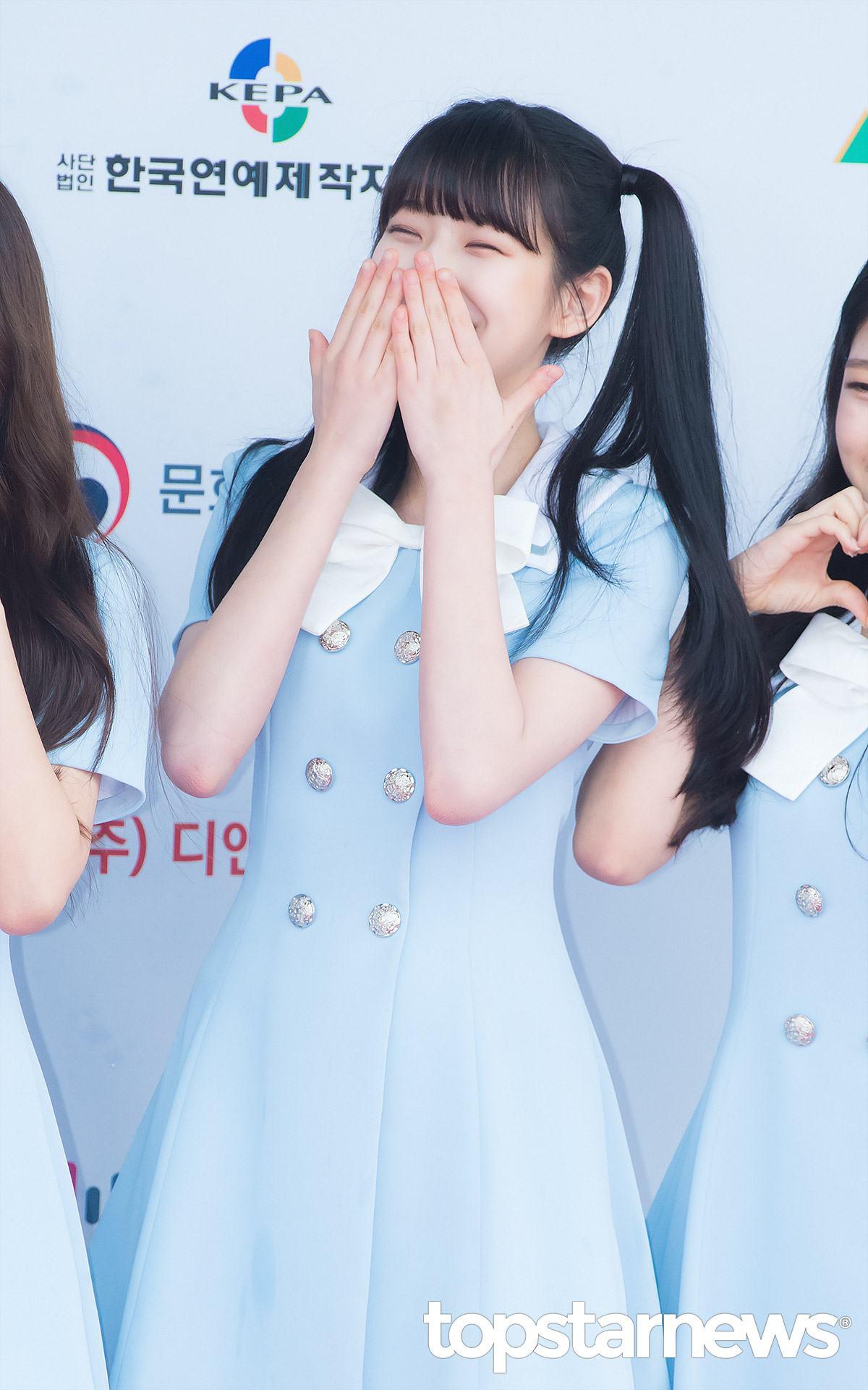 TOP 9 fromis_9 - 白知憲