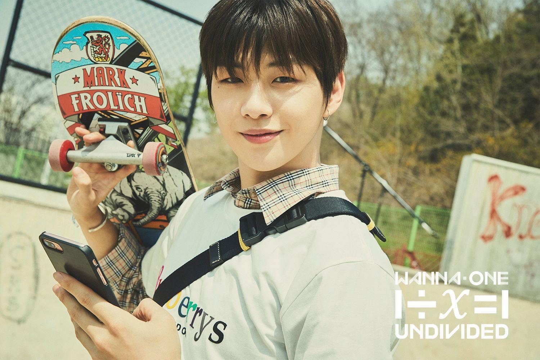 第一名 : Wanna One - 姜丹尼爾