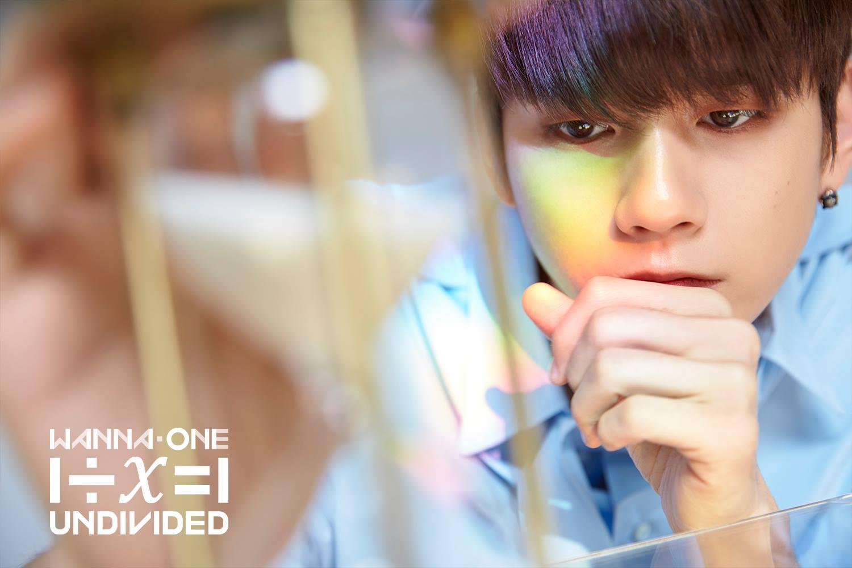 第三名 : Wanna One - 邕聖祐