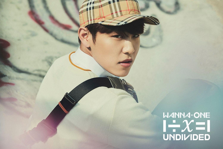 第八名 : Wanna One - 朴佑鎭