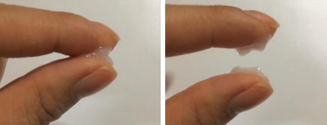 雖然名稱帶「霜」字,但女神個人覺得更像凝膠一點,質地非常清爽,成分含AHA和BHA,可以打造滑嫩的膚質,是一款擁有改善皺紋和美白的雙重機能性的保養品!而且這款還含有白樺樹樹液,可以給肌膚強力水分!不僅去角質之外,連保濕都有顧到~