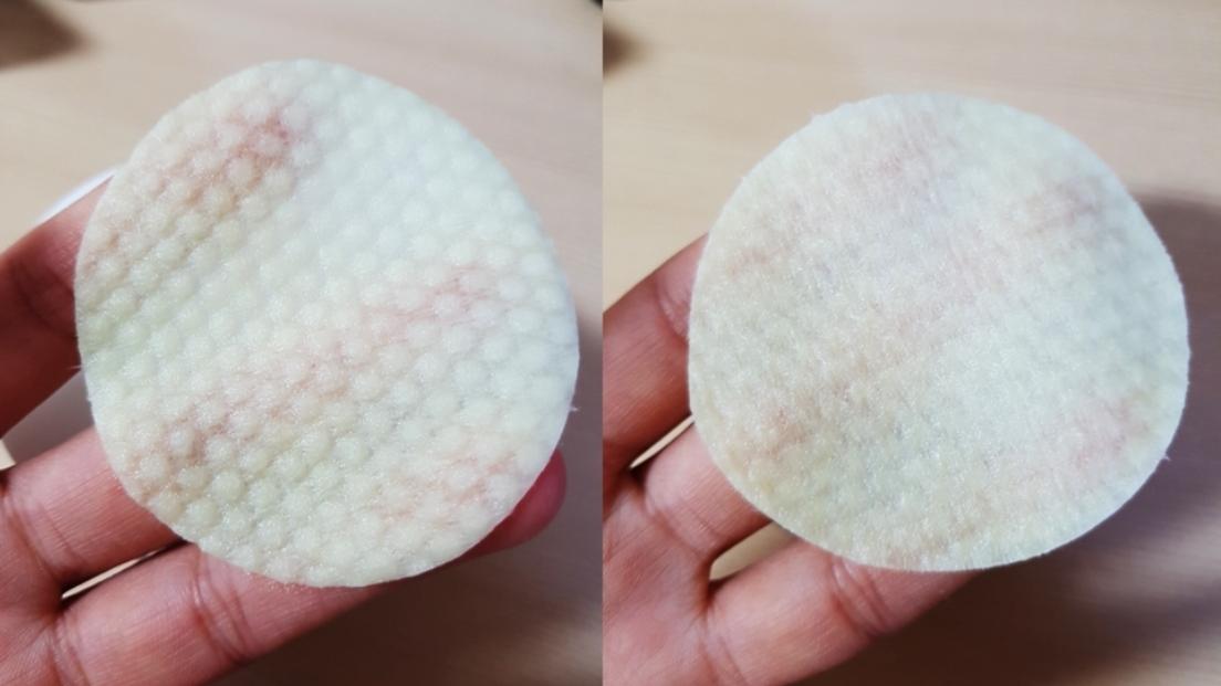 這款去角質棉片的厲害點在於跟維他命結合,成份裡的AHA和BHA可以整頓角質、管理皮脂,而維他命可以鎮靜和透亮肌膚,同時供給肌膚水分跟養分!