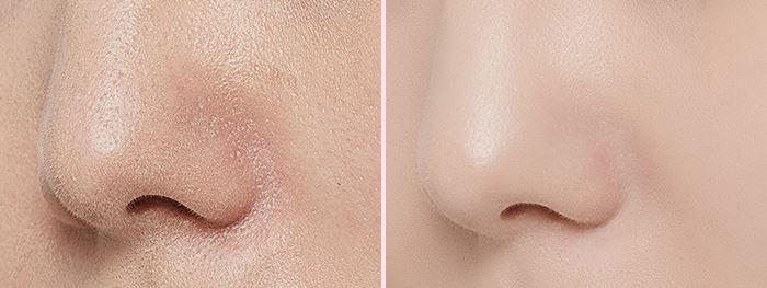 有了它以後從此跟左邊的浮粉底妝說掰掰~讓底妝從此在妳的臉上服服貼貼!