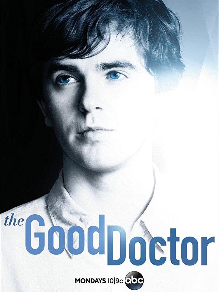#5 好醫生 講述有「學者症候群」的小兒外科醫生的故事,在《神的禮物》後美國改編的戲劇。由佛瑞迪·海默主演,收視率第一且準備播放第二季。