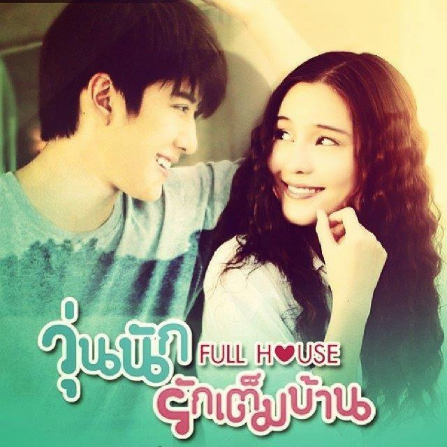 #8 浪漫滿屋 2004年的《浪漫滿屋》由宋慧教和Rain主演,在韓國和東南亞地區都很受歡迎!! 在泰國更獲得75%的收視率,而2014年改編的泰版《浪漫滿屋》由人氣演員Mike和李海娜主演。