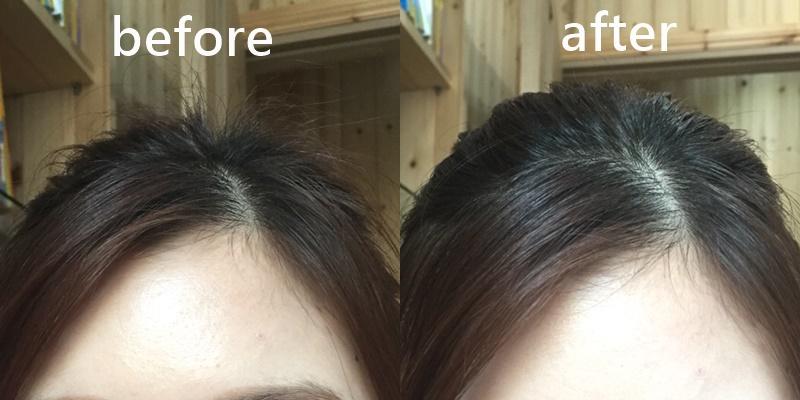 使用完之後頭髮真的整齊超多啊!不會有一些小雜毛,讓別人以為你沒有好好綁頭髮,而且也可以保有完美的頭型,不會讓頭髮過硬、過塌,這款真的很值得買啊!尤其是後腦杓超多細小的頭髮,用了就沒有這問題啦!(女神超愛,每次綁馬尾都一定要用)