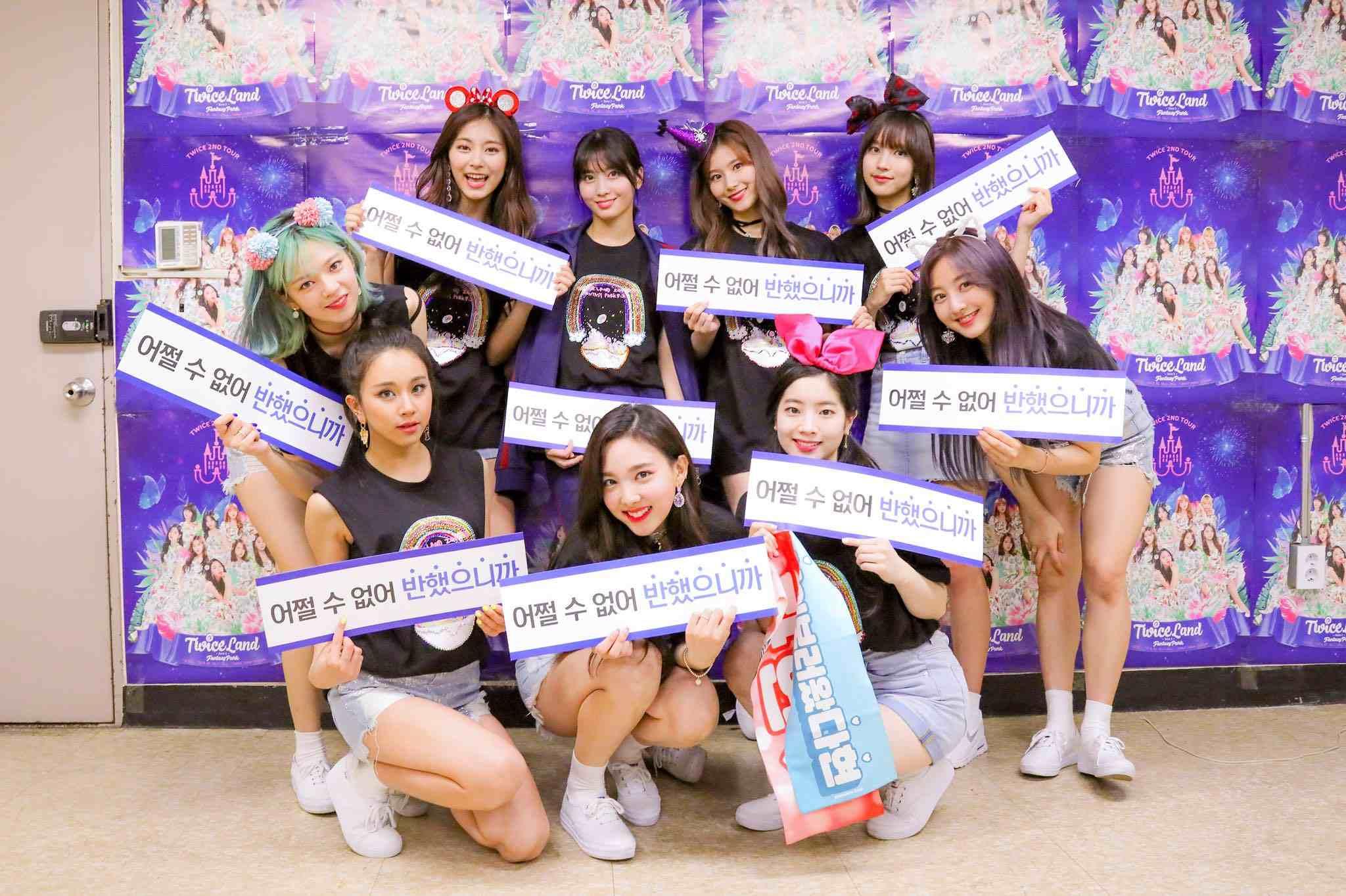 TWICE近年橫掃韓國與海外市場,除了成員魅力之外,多國籍的組合也被認為是成員能夠攻陷日韓及海外市場的主因。不過因為成員國籍不同,所以在意思表達上也很有特色,像是子瑜就因為說話的語氣很生硬,而常被姐姐們說「很鐵壁」