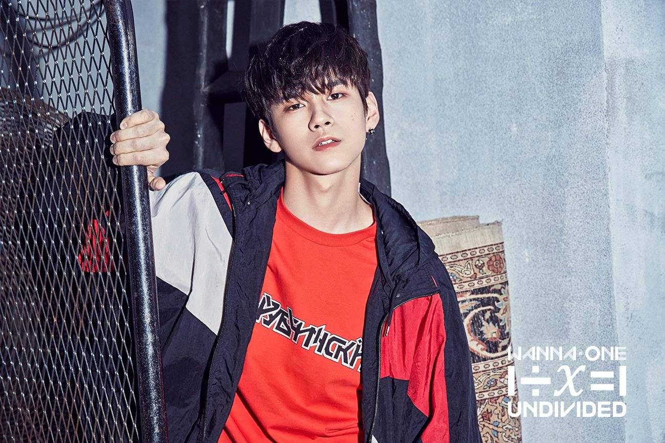 TOP8 Wanna One - 邕聖祐
