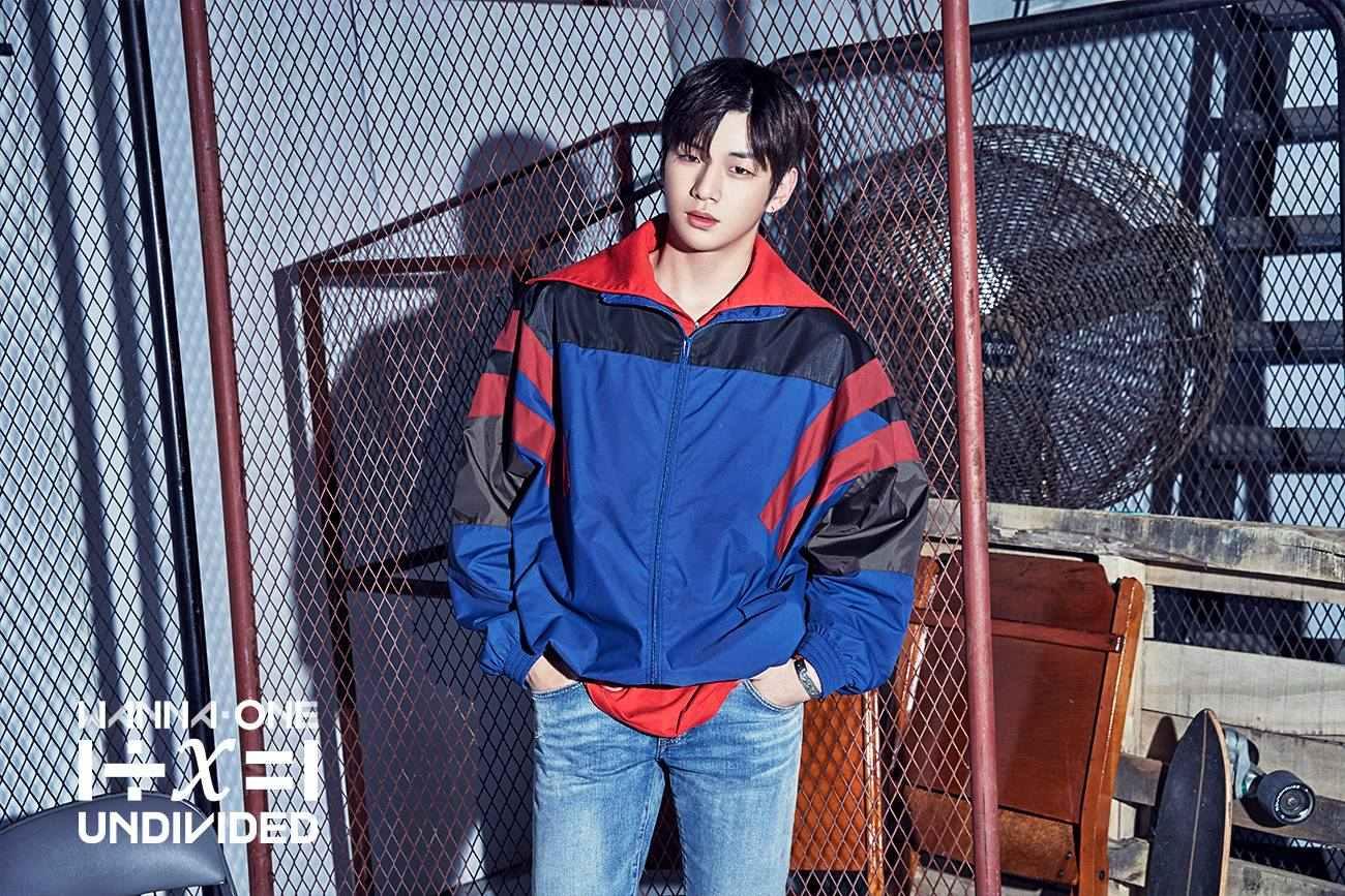 TOP1 Wanna One - 姜丹尼爾