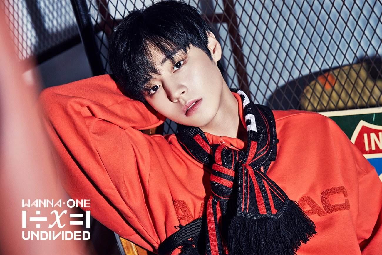 TOP7 Wanna One - 朴志訓