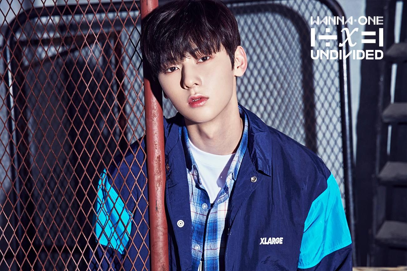 TOP6 Wanna One - 黃旼炫