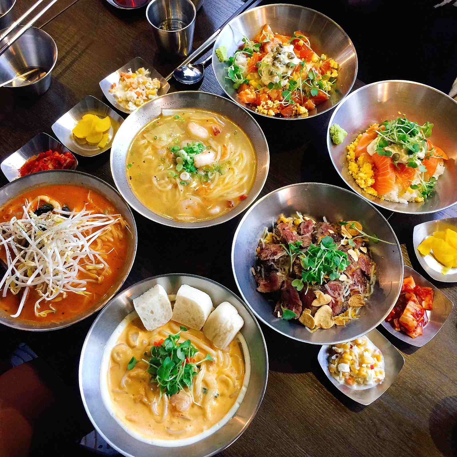 跟朋友一起來吃,每一款都叫一個就好喇,這樣大家就可以每樣都試試看。
