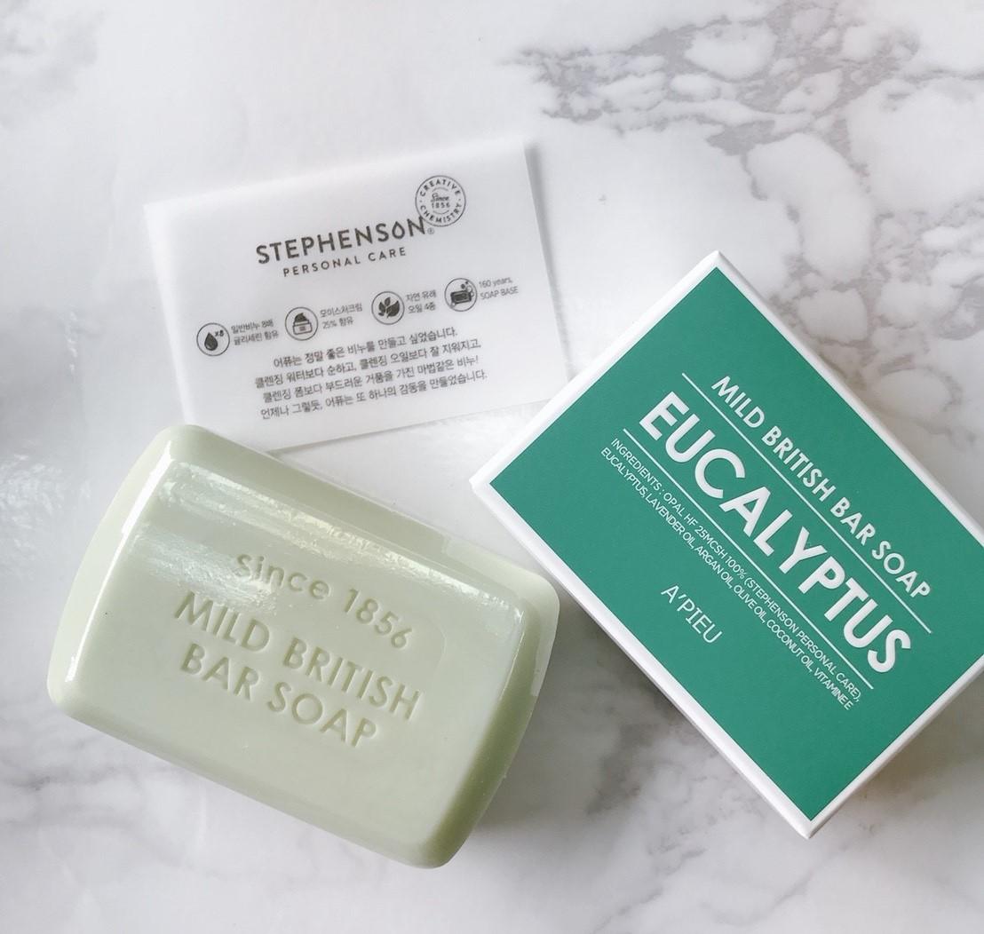 如果你是油肌女孩,那女神推薦這款專為油肌打造的綠皂。添加了尤加利葉成分,能有效平衡皮脂抑制出油。讓每次洗完臉都能有清爽舒適的感覺!